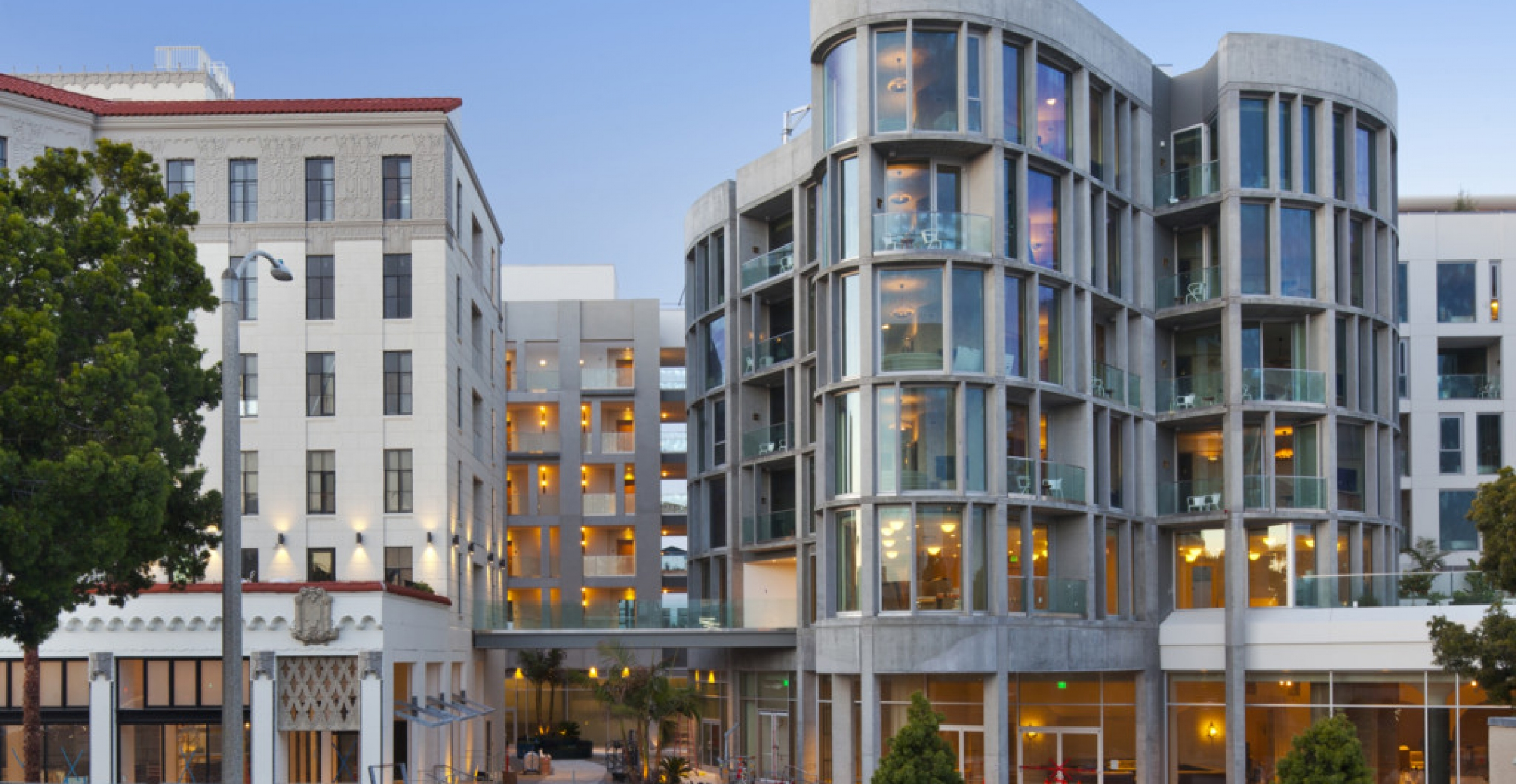 Santa Monica Centric Downtown Santa Monica Welcomes Proper Hotel