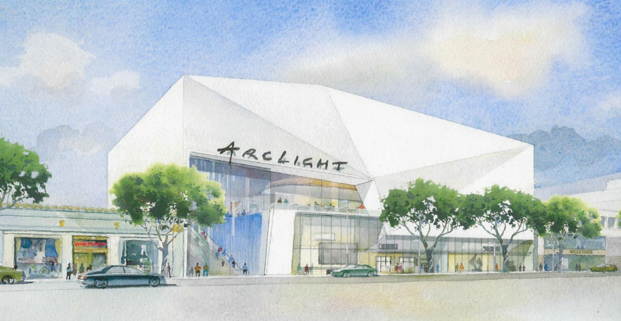 Santa Monica Centric | Fate of new Downtown movie theater uncertain ...